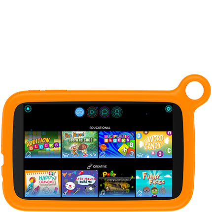 3T 8 Family Tablet Bundle