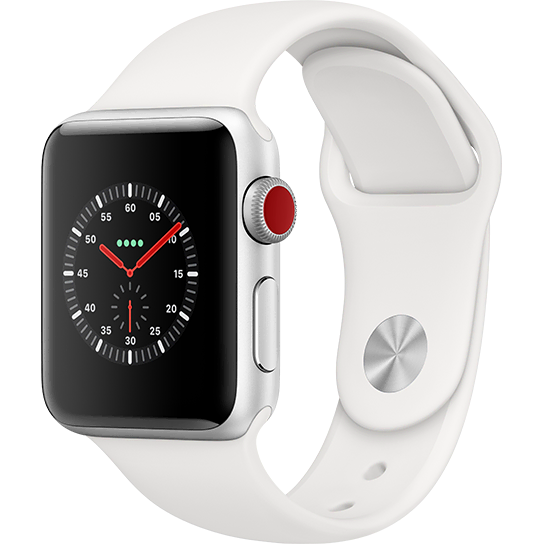 Apple Watch Series 4 with GPS and 4G