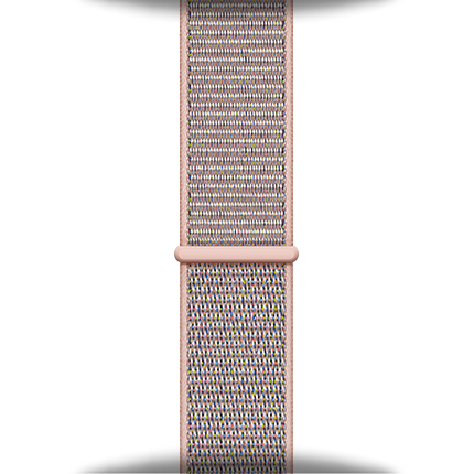 apple 40mm Pink Sand Sport Loop