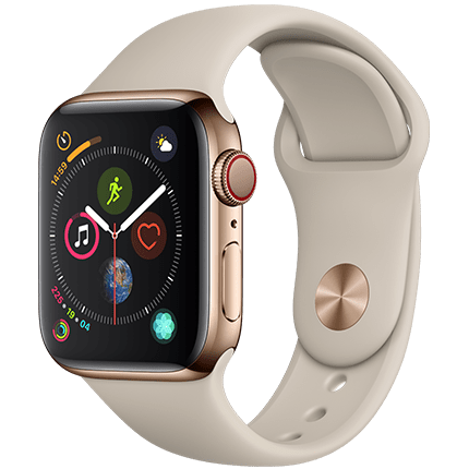 Apple Watch Series 4 Steel Case