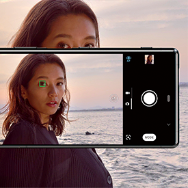 Triple lens camera for perfect portraits