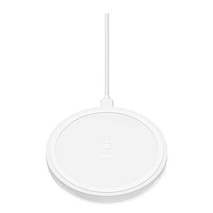 Belkin 10W Wireless Charging Pad White