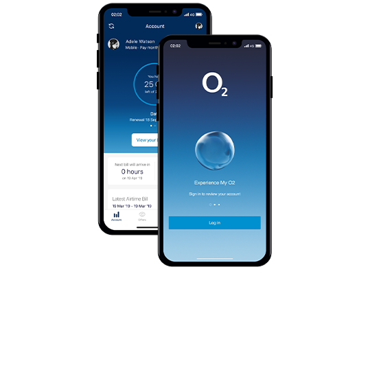 My O2 App Available On Ios Android And Windows O2