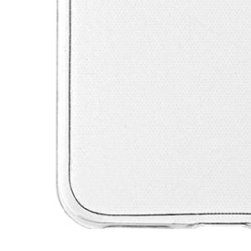 CaseIt Galaxy A20e Geli Clear Case
