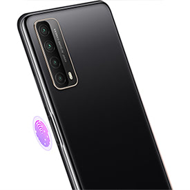 Back of Huawei P smart 2021