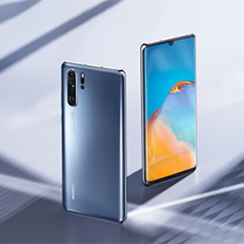 Back of Huawei P30 Pro New Edition