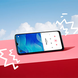 OPPO A5 2020 immersive sound lifestyle