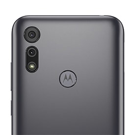 13-megapixel camera with depth sensor