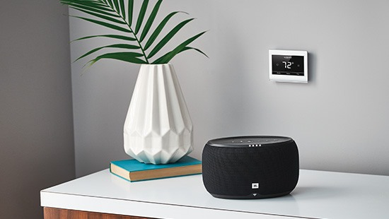 JBL Link 300 Voice-activated Speaker - accessories from O2