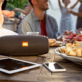 JBL Xtreme - accessories from O2