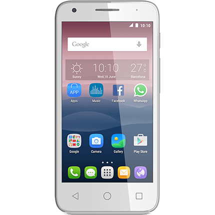 Alcatel OneTouch Pixi3 4 5 - Specs, Contract Deals & Pay As