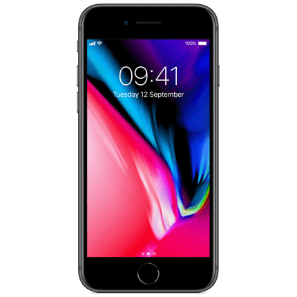 iPhone 8 128GB Space Grey