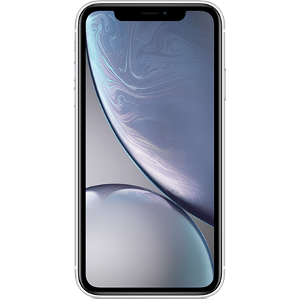 iPhone XR Like New in White