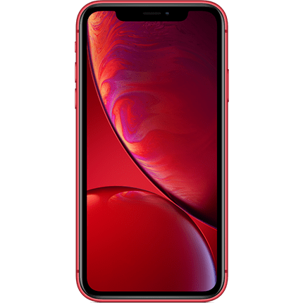 iPhone XR Like New in Red