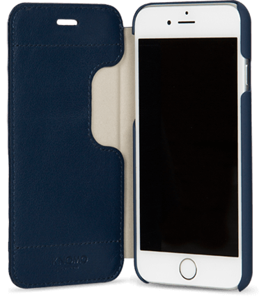 sale retailer ada21 e1be1 Knomo iPhone 6 Leather Folio Case - accessories from O2