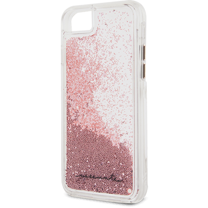 purchase cheap 08e8c 09ba9 Case-Mate iPhone 7 Naked Tough Glitter Waterfall - accessories from ...