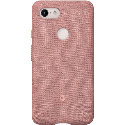new arrival 66d13 ced96 Google Pixel 3XL Fabric Case - accessories from O2