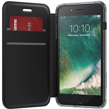 save off 5988a 8fa7c Griffin iPhone 8 Plus Survivor Wallet Case - accessories from O2
