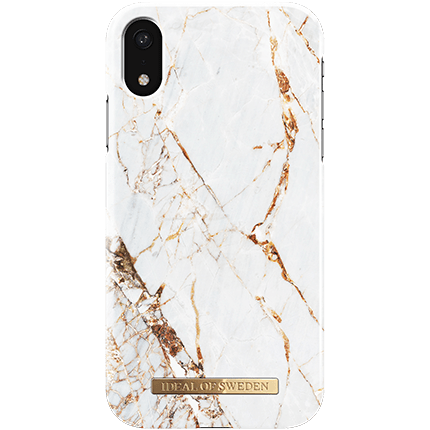 f1d0540f28 iDeal of Sweden iPhone XR Carrara Gold Case - accessories from O2
