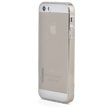 newest 8361f 2d527 iPhone 5s Crystal Case Clear