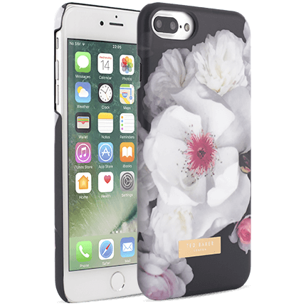 purchase cheap 53232 85647 Ted Baker iPhone 8 Plus Hard Shell Soft Feel Case - accessories from ...