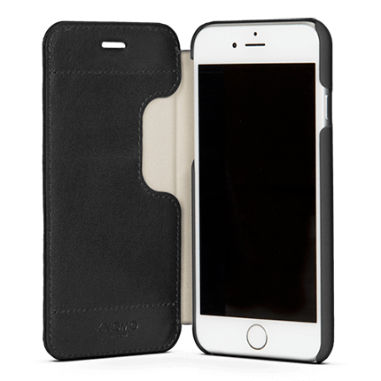 half off 1c9b8 99c58 Knomo iPhone 6 Plus Leather Folio Case - accessories from O2