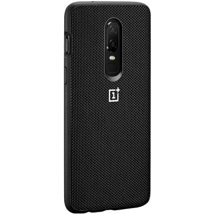 3805c6b181d900 OnePlus 6 Nylon Bumper Protective Case - accessories from O2