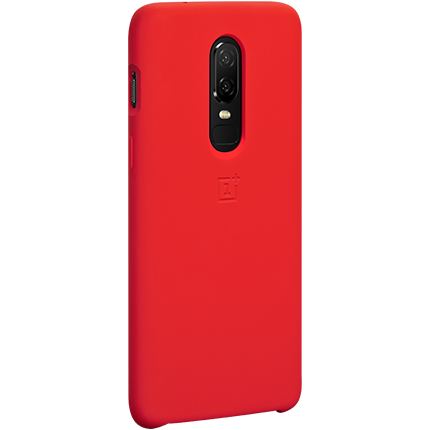 best service 2fd9f 5f316 OnePlus 6 Silicone Case - accessories from O2