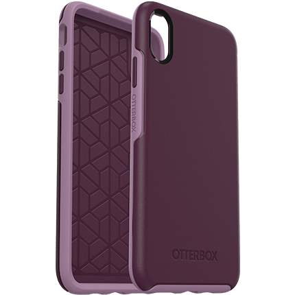 lowest price 57b62 7093f Otterbox iPhone Xs Max Symmetry Hard Case - accessories from O2