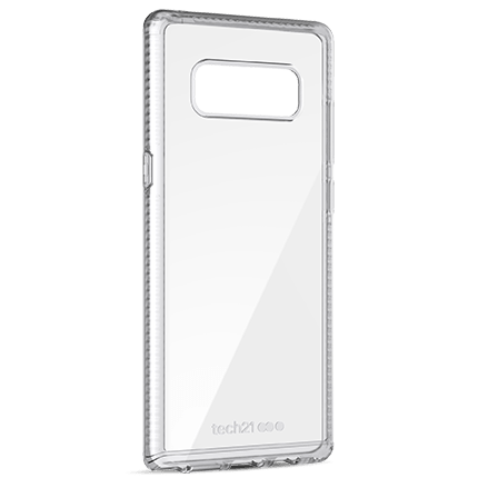 check out dff9c a1dba Tech21 Samsung Note8 Pure Clear Case - accessories from O2