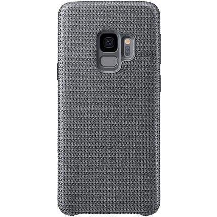 best service 564bf ef36a Samsung S9 Original Hyperknit Back Cover Grey - accessories from O2