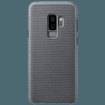 premium selection 7d2d8 1eb73 Samsung S9 Plus Original HyperKnit Back Cover Grey - accessories ...