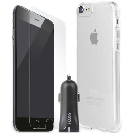 the latest b970c 16ee2 Skech iPhone 7 Plus and 8 Plus Crystal Bundle Pack - accessories ...