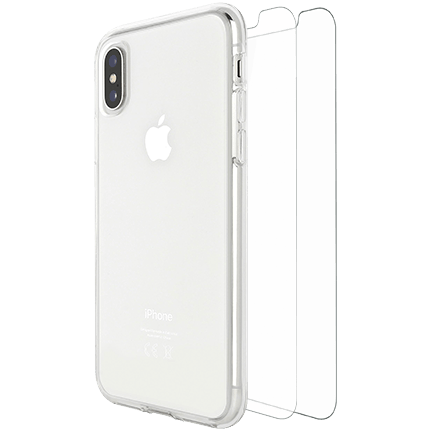 Skech iPhone Xs Max Protection 360 Bundle Pack