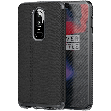 buy online 35474 9ab73 Tech21 OnePlus 6 Evo Flip Case - accessories from O2