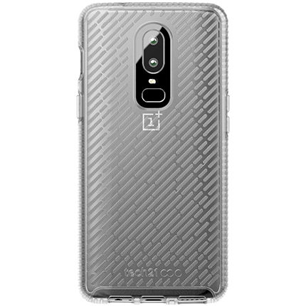 size 40 9d86d 34047 Tech21 OnePlus 6 Evo Shell Case - accessories from O2