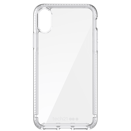 on sale f6e4f ca561 Tech21 iPhone Xs and X Pure Clear - accessories from O2
