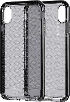 check out 89c87 ebd83 Tech21 iPhone Xs Max Evo Check Case - accessories from O2