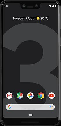 Google Pixel 3 XL - Specs, Contract Deals & Pay As You Go