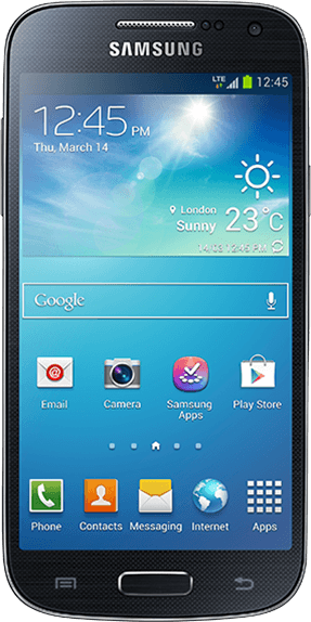 Samsung Galaxy S4 Mini Specs, Contract Deals & Pay As You Go