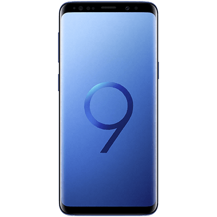 Galaxy S9 Plus 128GB Coral Blue Like New