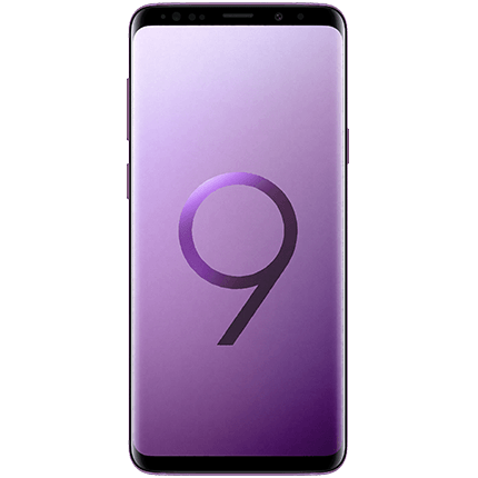 Galaxy S9 Plus 128GB Lilac Purple Like new