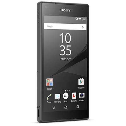 Sony Xperia Z5 Premium Gold on O2 Pay Monthly!