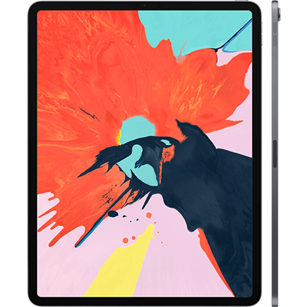 Apple iPad Pro 12.9 inch 2018 64GB Space Grey Refurb