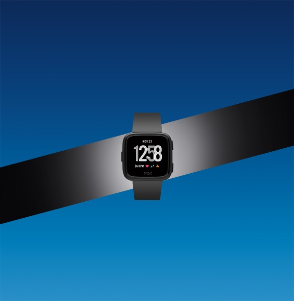 Pick up the Fitbit Versa
