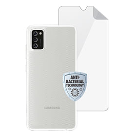 Skech Samsung A02s Matrix SE and Infinity Guard Bundle