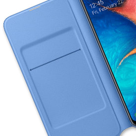 Samsung Galaxy A20e Original Wallet Cover