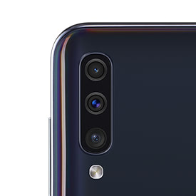 Samsung Galaxy A50 triple camera