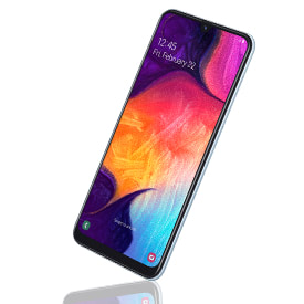 Samsung Galaxy A50 6.4 inch display