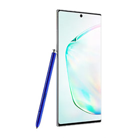 Samsung Galaxy Note10 with S-Pen